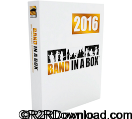 Band in a Box 2017 Free Download (WIN-OSX)