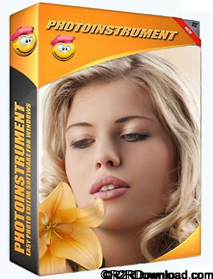 PhotoInstrument 7.6 Free Download