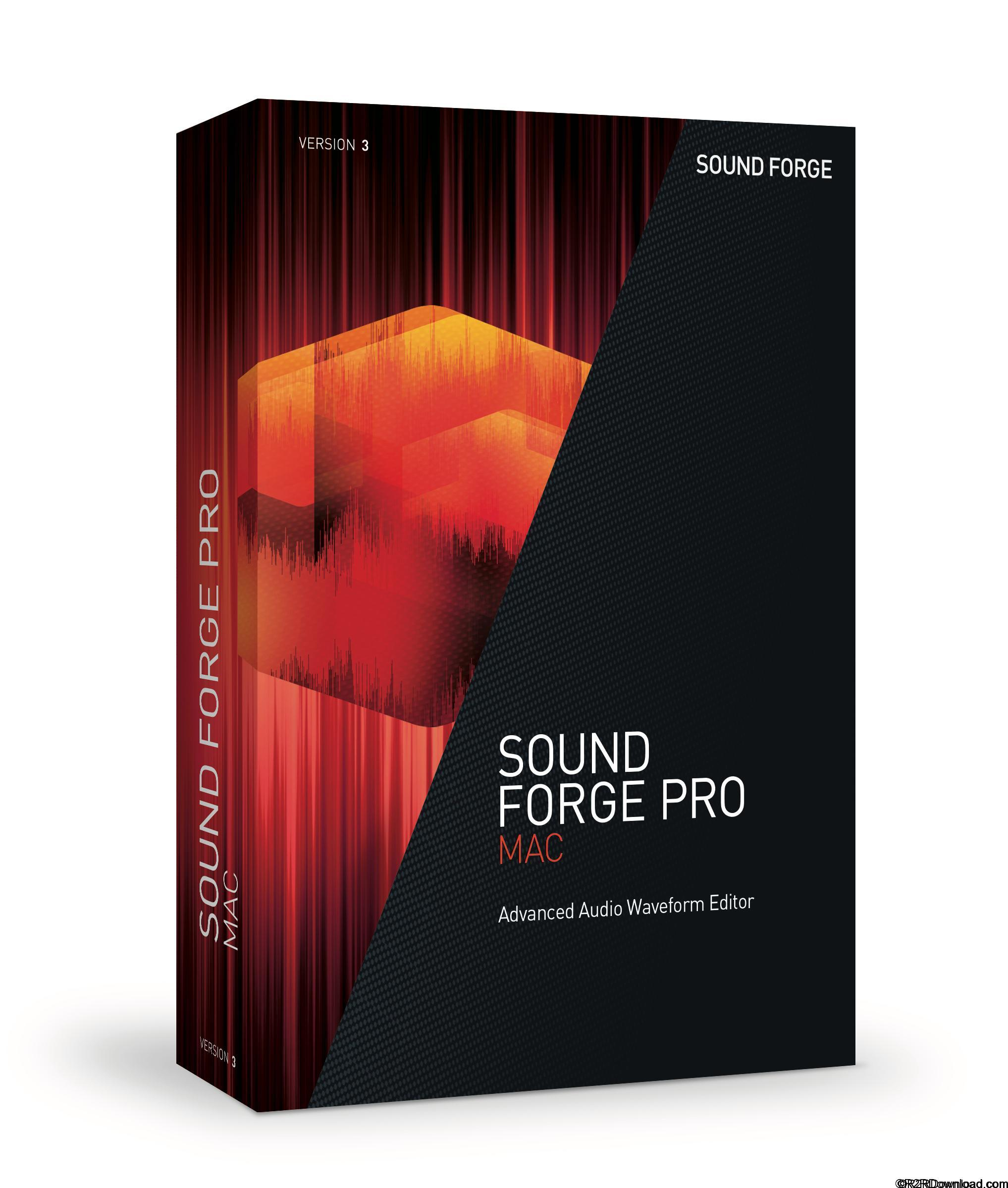 Sound Forge Pro 3 Mac Free Download
