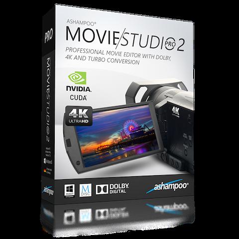 Ashampoo Movie Studio 2.0.15.11 Free Download