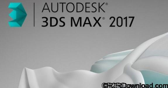 Autodesk 3ds Max 2017.2 Free Download
