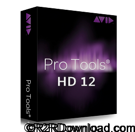 Avid Pro Tools HD v12.5.0.395 Free Download