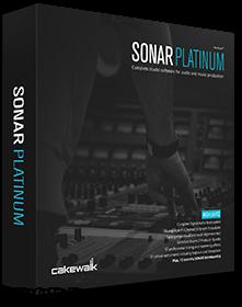 Cakewalk SONAR Platinum v23.5.0.32 with Plugins