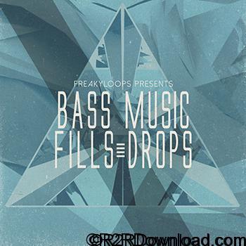 Freaky Loops Bass Music Fills and Drops WAV
