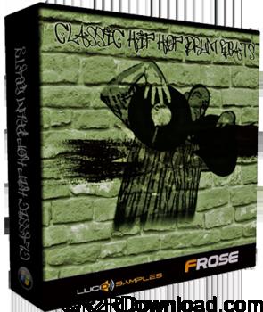 Lucid Samples Classic Hip Hop Drum Beats WAV REX