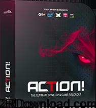 Mirillis Action 2.5.4 Free Download
