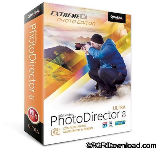 PhotoDirector Ultra 8.0.2303.4 Free Download [MAC-OSX]