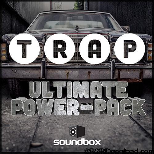 Soundbox Trap Ultimate Power Pack WAV