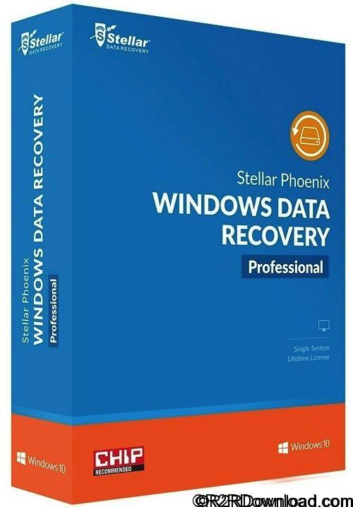 Stellar Phoenix Windows Data Recovery Professional 7.0.0.1 Free Download
