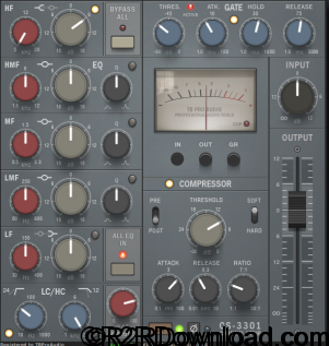 TBProAudio CS-3301 v1.3.4