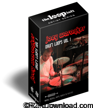 The Loop Loft Joey Waronker Drums WAV