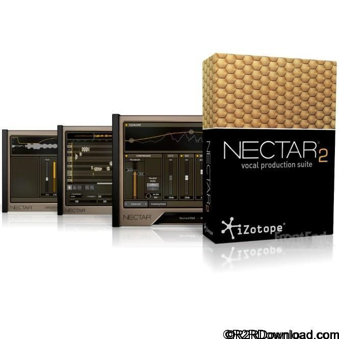 iZotope Nectar 2 Production Suite Free Download [WIN-OSX]
