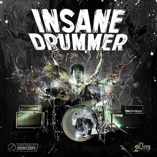 2DEEP Insane Drummer WAV