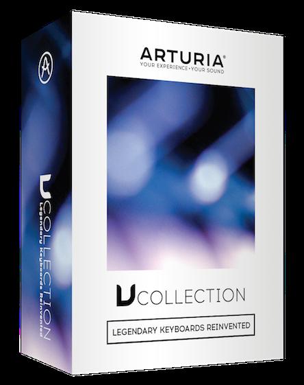 Arturia V Collection 5 2017.07.17 Free Download (Mac O SX)