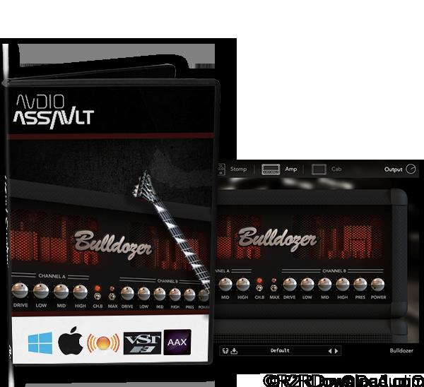 Audio Assault Bulldozer v1.2 Free Download (WIN-OSX)