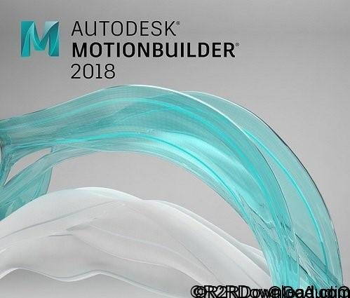 Autodesk MotionBuilder 2018 Free Download
