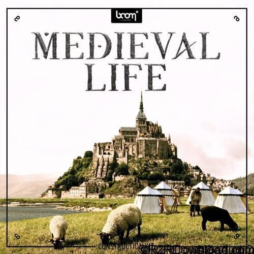 Boom Library Medieval Life Construction Kits WAV