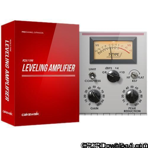 Cakewalk CA-2A T-Type Leveling Amplifier Free Download (WIN-OSX)