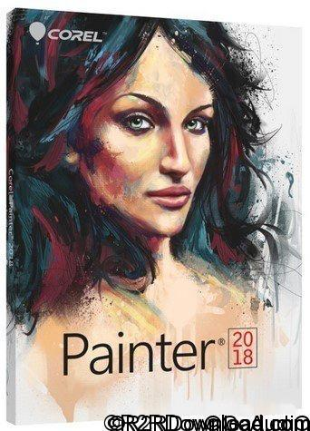 Corel Painter 2018 v18 Free Download (Mac OS X)