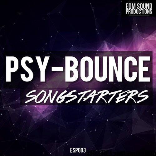 EDM Sound Productions PSY Bounce Songstarters WAV MiDi