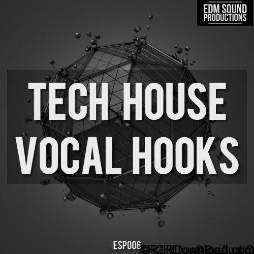 EDM Sound Productions Tech House Vocal Hooks WAV