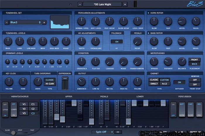GG Audio Blue3 v1.2.0 Free Download (WIN-OSX)