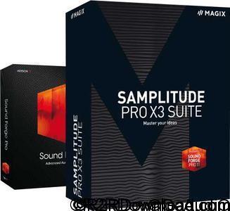 MAGIX Samplitude Pro X3 Suite 14.1 Free Download