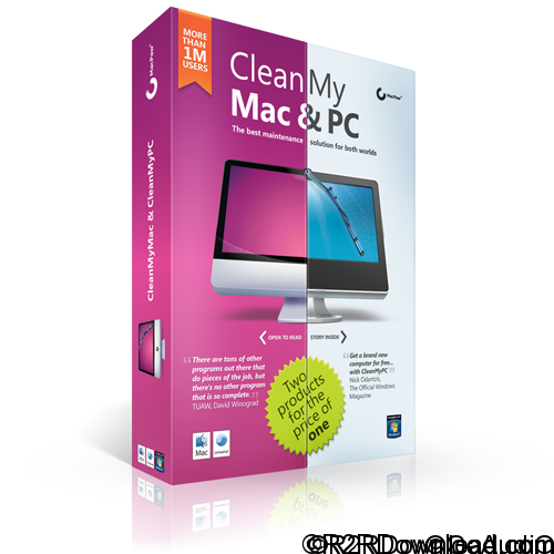MacPaw CleanMyPC 1.8.10.1148 Multilingual