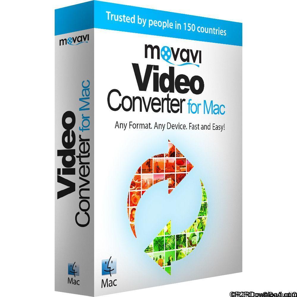 Movavi Video Converter for Mac 8 Free Download