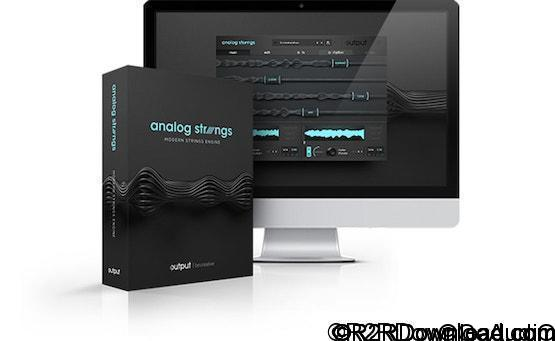 Output Analog Strings KONTAKT