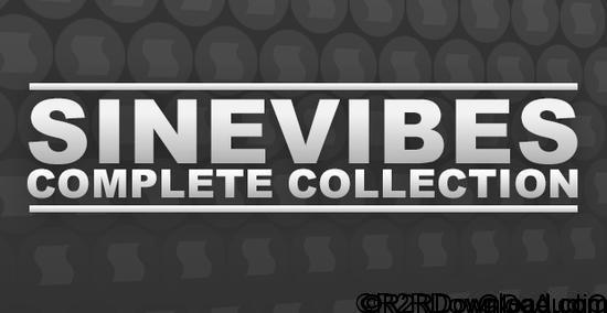 Sinevibes Complete Collection 2017 Free Download (MAC O SX)