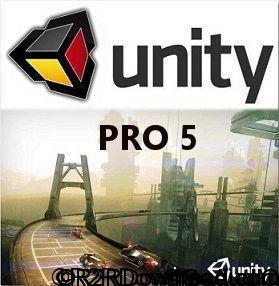 Unity Pro v5.6.2p2 Free Download (x64)