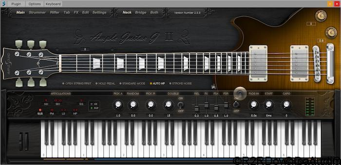 Ample Sound AGG2 v2.5.1 Free Download
