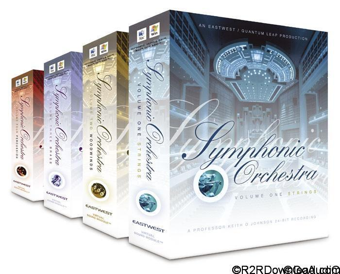 East West/Quantum Leap Symphonic Orchestra Platinum Edition free download (WIN-OSX)