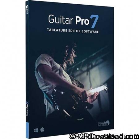 Guitar Pro 7.0.5 with Soundbanks Free Download