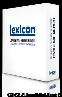 Lexicon LXP Native Reverb Bundle v1.2.1 (Mac O SX)