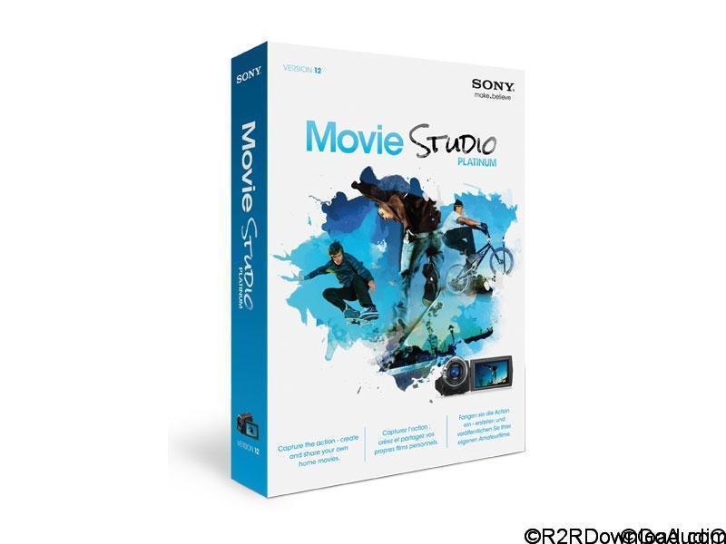 MAGIX VEGAS Movie Studio Platinum 14 Free Download