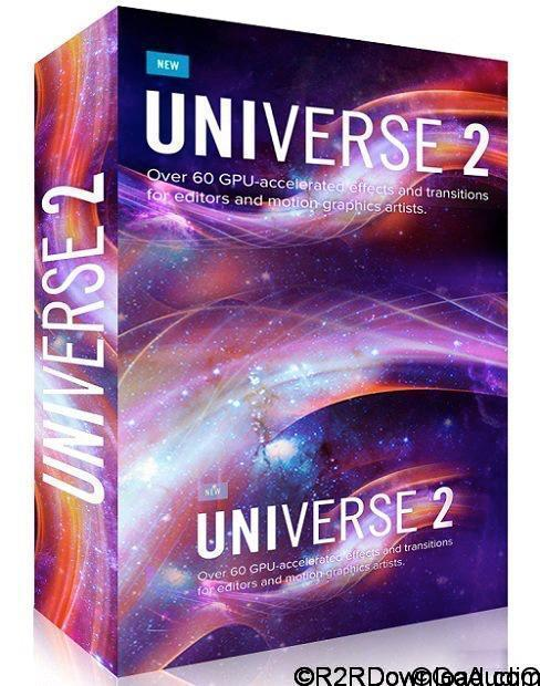 Red Giant Universe Premium 2.1.0 for OFX (Mac OS X)
