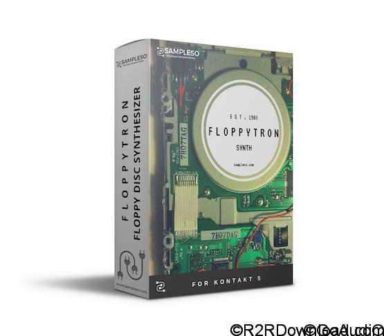 Sampleso FloppyTron v1.3 KONTAKT