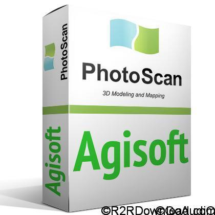Agisoft PhotoScan Professional 1.3.4 (macOS)