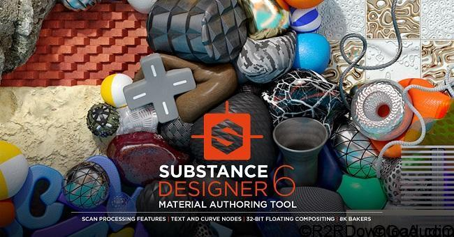 Allegorithmic Substance Designer 2017.1.2-403 Free Download (Mac OS X)