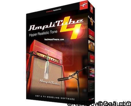 AmpliTube 4 Complete v4.3.0 Free Download