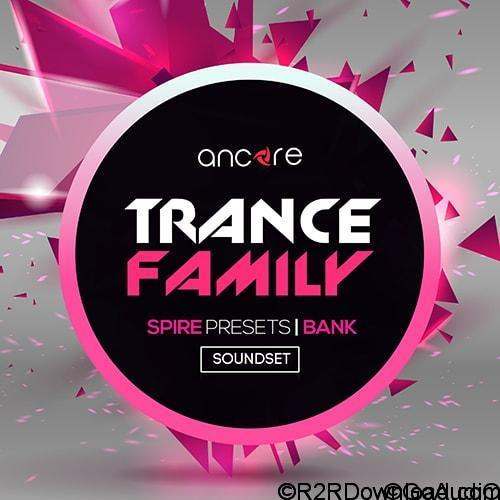 Ancore Sounds Spire Trance Family Presets