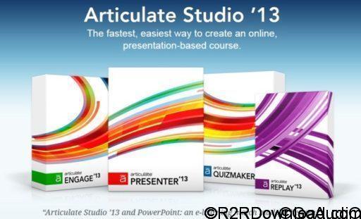 Articulate Studio 13 Pro 4.8 Free Download