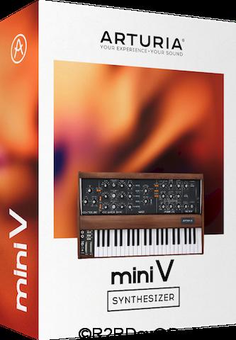 Arturia Mini V3 Free Download (Mac OS X)