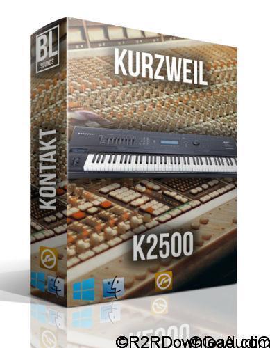 BL Sounds Kurzweil K2500 KONTAKT