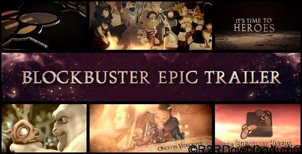 Blockbuster Epic Trailer Free Download
