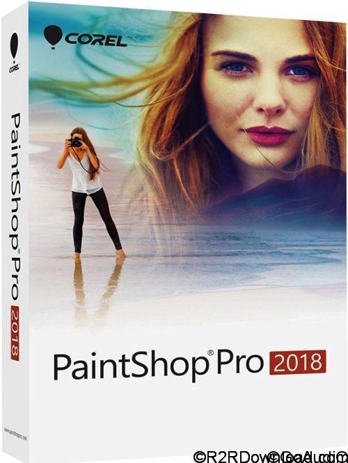 Corel PaintShop Pro 2018 20.1.0.15 Multilingual + Addons