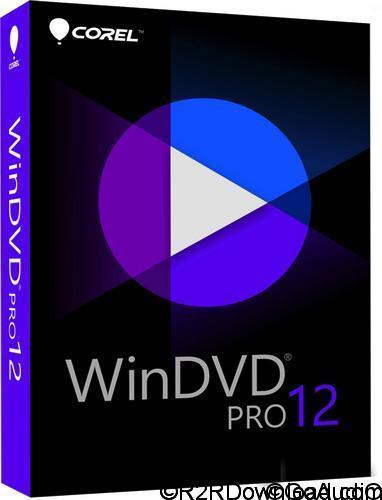 Corel WinDVD Pro 12.0.0.81 SP3 Multilingual