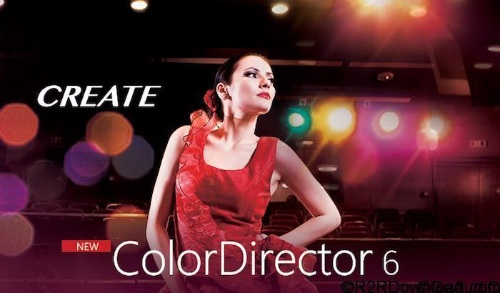CyberLink ColorDirector 6 Ultra Free Download